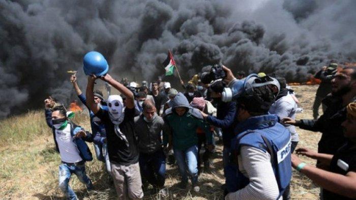 Dewan Duta Besar Arab Apresiasi Dukungan Konsisten Indonesia kepada Palestina