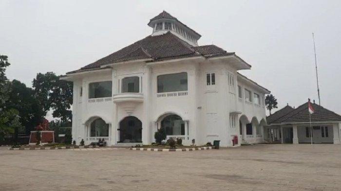 Suasana Hari Pertama Pembukaan Museum Gedung Juang Tambun