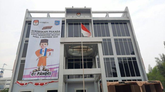 Jamin Keamanan, Polri Siagakan 50 Personel Selama Masa Pendaftaran Kandidat Pilkada Tangsel