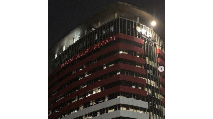 KPK Polisikan Penembak Laser ke Gedung Merah Putih, Anggota DPR: Kami Menikmati Tiap Hari Dikritik