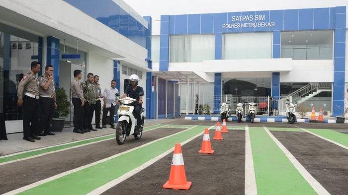 Antisipasi Penyebaran Virus Corona, Polisi Tutup Pelayanan SIM di Seluruh Indonesia