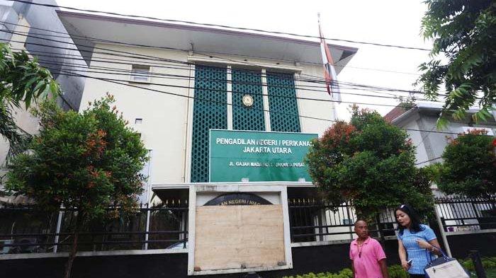 Pengadilan Negeri Jakarta Utara Terapkan Physical Distance dengan Sidang Online