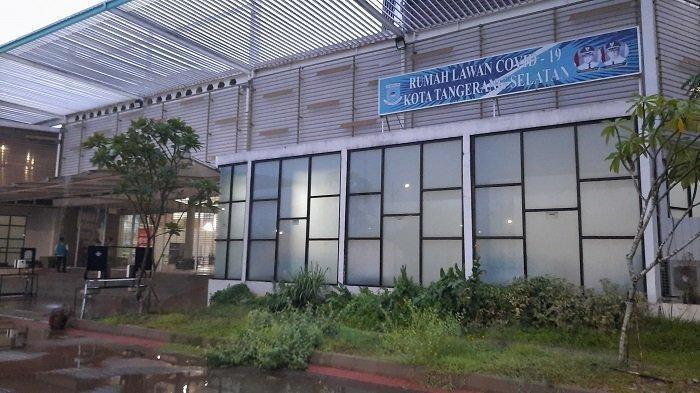 Penderita Virus Corona Sedih Berlebaran di RLC Kota Tangsel, tak Bisa Kumpul Keluarga