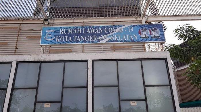 Gedung RLC Kota Tangsel yang terletak di kawasan Pertanian Terpadu Ciater, Serpong, Kota Tangsel.