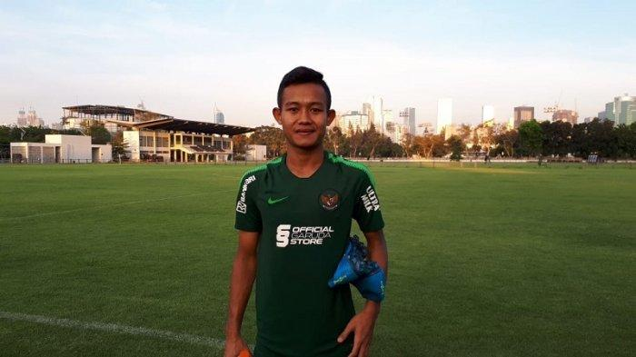 Gelandang Serang Bhayangkara FC ini Berharap Dipanggil Shin Tae-yong Masuk Timnas