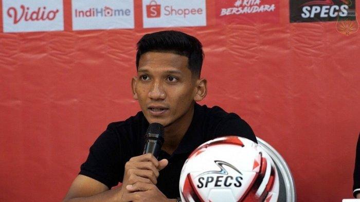 Teuku Muhammad Ichsan Semakin Percaya Diri saat Tahu Anderson Salles Kembali Perkuat The Guardian