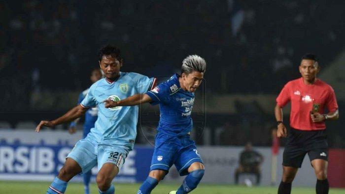 Kim Jeffrey Kurniawan Ingin Trend Positif Persib Bandung Berlanjut di Kandang Arema FC