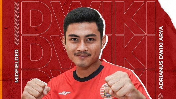 Jelang Piala Menpora 2021, Persija Jakarta Pinjamkan Adrianus Dwiki Arya Purnomo ke Persela Lamongan