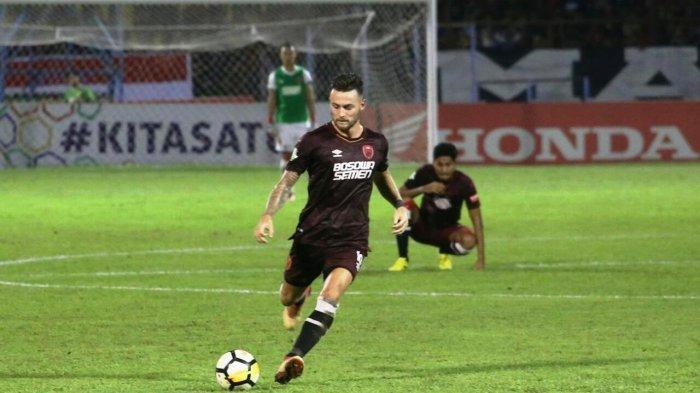 PSM Makassar Pincang, Marc Klok Dipastikan Tak Main di Leg Kedua Final Piala Indonesia Lawan Persija