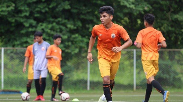 Sandi Arta Samosir Fokus Masuk Timnas untuk Piala Asia U-19 Sebelum ke Tim Piala Dunia U-20