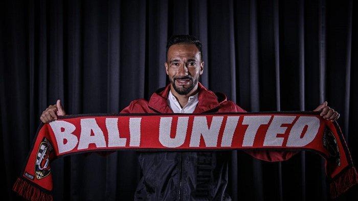 Gabung Bali United, Gelandang Diego Assis Figueiredo Targetkan Raih Trofi Piala AFC dan Liga 1 2021