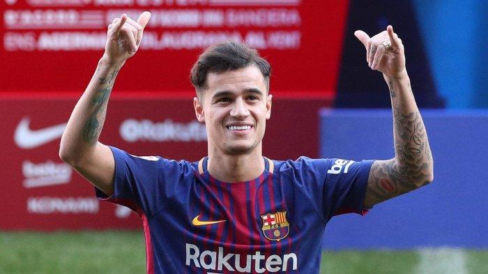 Gelandang Serang Barcelona Philippe Coutinho Belajar tentang Dedikasi di Bayern Muenchen