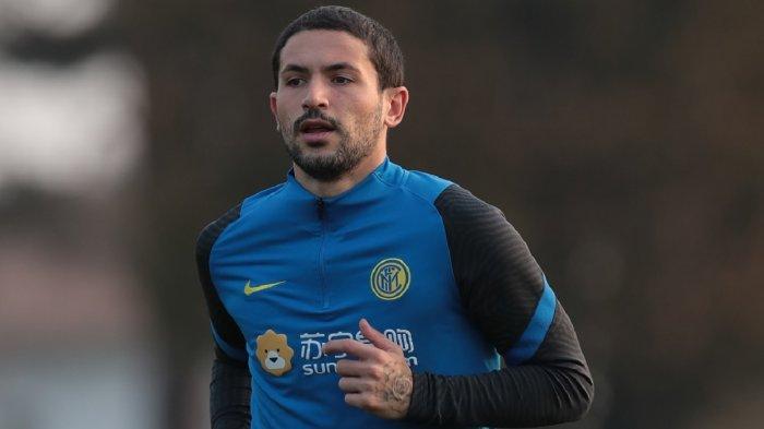 Gelandang Inter Milan Stefano Sensi Kecewa dengan Diri Sendiri