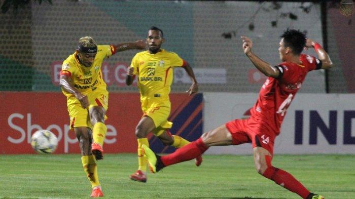 Bhayangkara FC Jamin Bruno Matos Tetap Bersama The Guardian, Anderson Sales Masih Didiskusikan