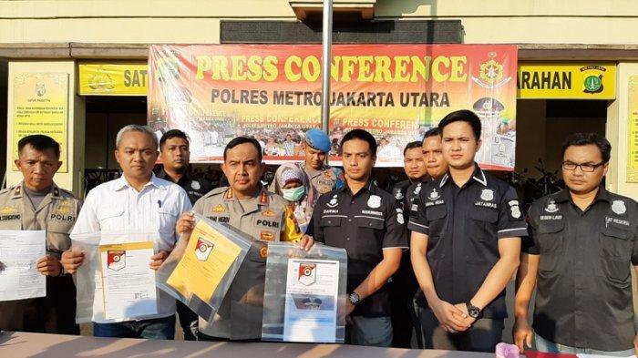Buntut Ajakan Tak Pasang Foto Presiden dan Wakil Presiden Polisi Tetapkan Asteria Menjadi Tersangka