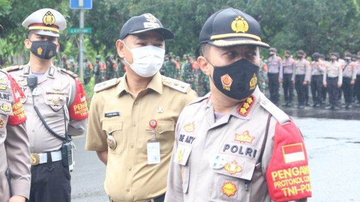 Wakil Bupati Tangerang Mad Romli Minta Masyarakat tak Beraktivitas yang Menimbulkan Keramaian