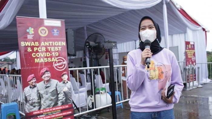 Gelar Swab Test Antigen di Kecamatan Bojong Gede, BIN Cegah Penyebaran Covid-19 di Zona Merah