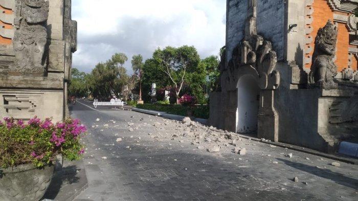 Mengapa Gempa Bumi pada Sasih Kapah Pertanda Baik bagi Orang Bali? Ini Penjelasannya