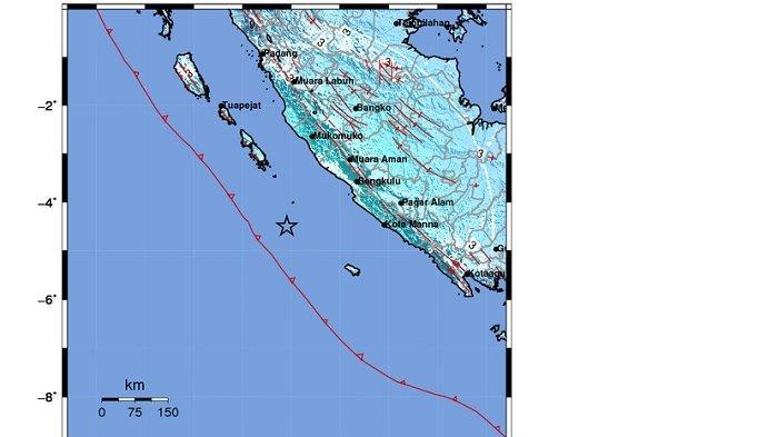 Gempa 6,8 SR Landa Bengkulu, BMKG Peringatkan Gempa Susulan dan Minta Masyarakat Hindari Bangunan