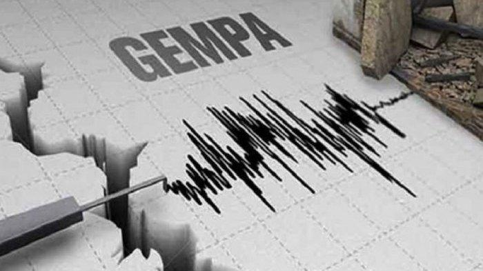 BREAKING NEWS: Gempa Bumi Magnitudo 5.0 Guncang Gunung Kidul Yogyakarta