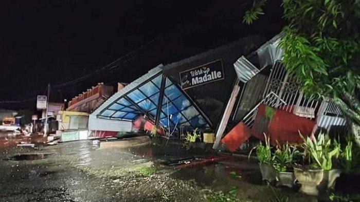 Jumlah Korban Gempa Sulawesi Barat Terus Bertambah, Ada Potensi Gempa Susulan dan Tsunami