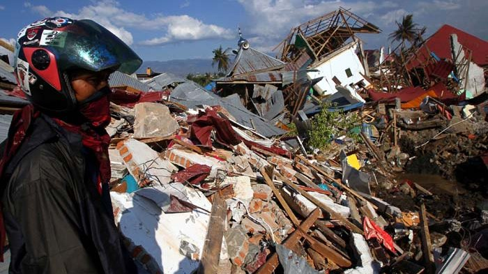 Luhut Panjaitan: Gempa di Indonesia Kayak Sarapan Pagi, Kita Tidak Perlu Berkecil Hati