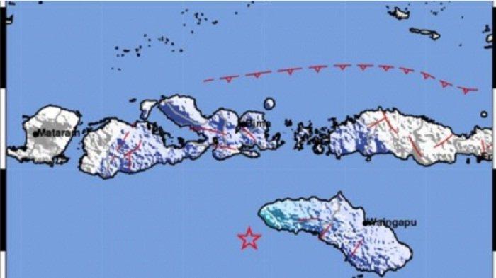 Update Gempa Sumba NTT, BMKG: Gempa Dahsyat Pertama yang Dirasakan di Tahun 2021