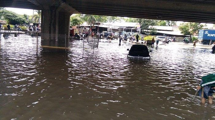 Pengamat Bilang Banjir Jakarta 1 Januari 2020 Bukan Kiriman, Ini Buktinya