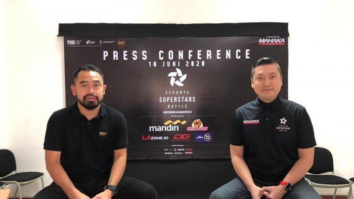 Bagus Kahfi dan Brylian Aldama Siap Beraksi di eSport Superstars Battle