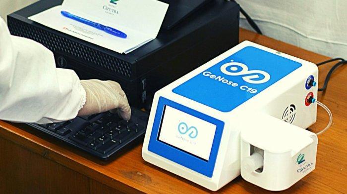 Terapkan Protokol Kesehatan, Hotel Ciputra Deteksi Covid-19 Pakai GeNose C19