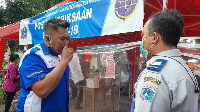 Meski cuma Dua Penumpang, PO Sinar Kencana Tetap Antar ke Bali dari Terminal Kalideres