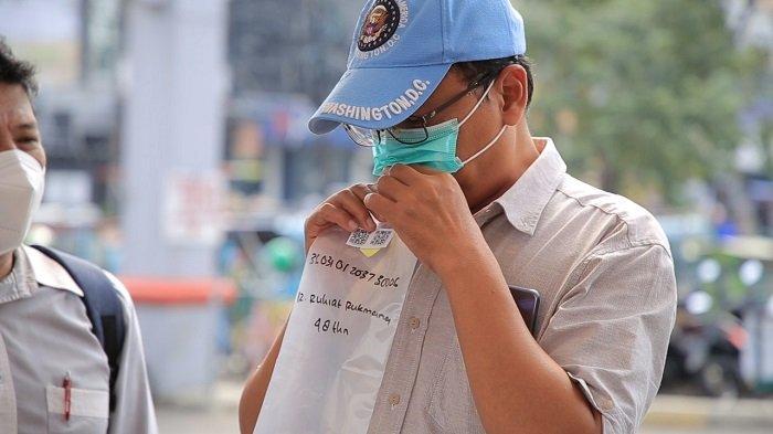 Dinas Kesehatan Kota Tangerang Gencar Lakukan Tes Genose C-19 di Pusat Keramaian
