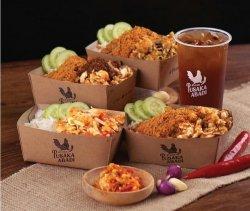 Mau Makan Enak? Coba deh Ayam @Pusbad yang Memiliki Sambal Khas Nusantara
