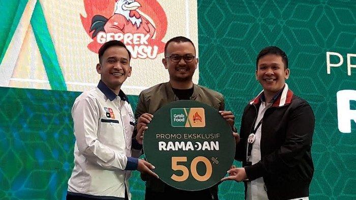 Diskon 50 Persen dan Menu Khusus Geprek Bensu Saat Bulan Suci Ramadan Berlaku 6-19 Mei 2019