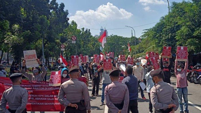 Beri Dukungan, Gerak Indonesia Minta KPK Jalankan Amanat Undang-undang Soal Peralihan Status Pegawai