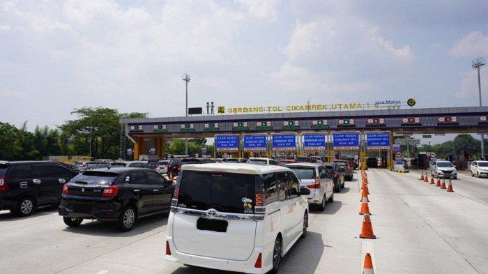 Libur Tahun Baru Islam, Jasa Marga Catat 162.938 Kendaraan Tinggalkan Jakarta Melalui 4 GT Utama