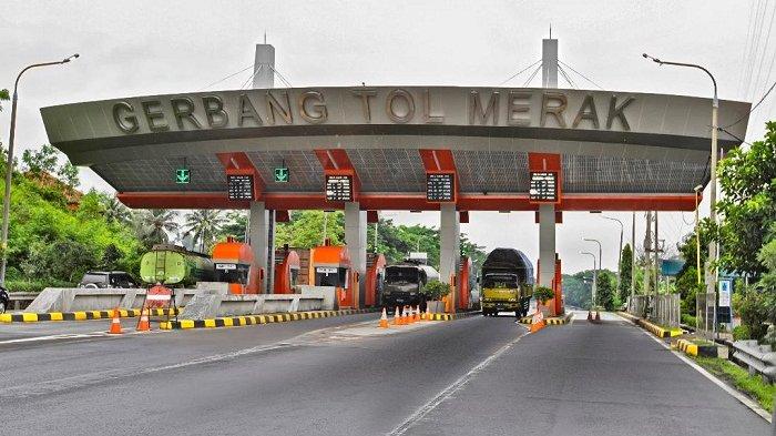 Tol Tangerang-Merak Siapkan Rekayasa Lalu Lintas Arus Mudik Lebaran