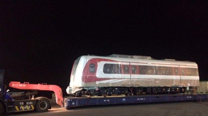 Tarif LRT Velodrome Menuju Kelapa Gading Diusulkan Rp 10800
