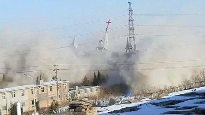 Pendeta dan Puluhan Jemaat Gereja di China Hilang, Usai Polisi Sisir Rumah-rumah