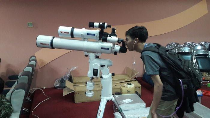 Mau Teropong Gerhana Bulan Gratis 16 Juli Besok, Cek Infonya!