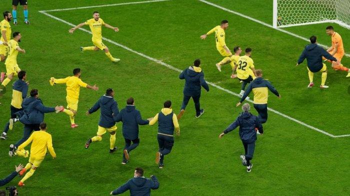 Adu Penalti Epik dengan Skor 11-10 untuk Villareal, Kiper De Gea Jadi Penyebab Kegagalan MU Juara
