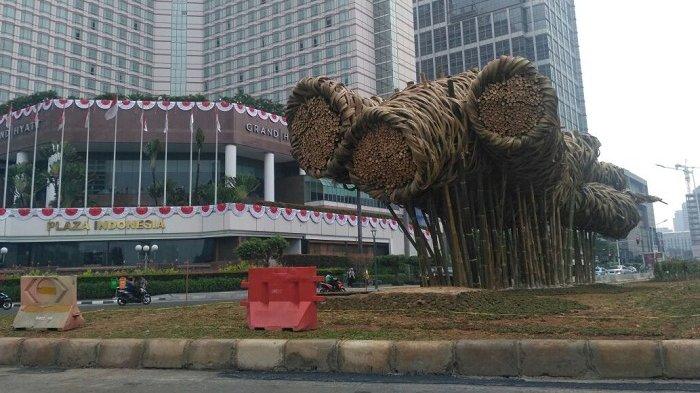 Karya Getah Getih Dibongkar, Seniman Jokoawi Sayangkan Dikaitkan dengan Politik