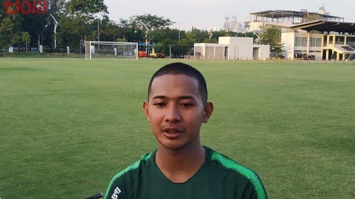 Gian Zola dan Beckham Putra Senang Bisa Setim di Persib Bandung