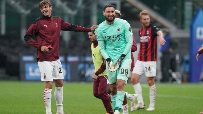 Kiper Donnarumma Akhirnya Pilih PSG dengan Gaji 12 Juta Euro Jauh Lebih Tinggi dari Tawaran Milan