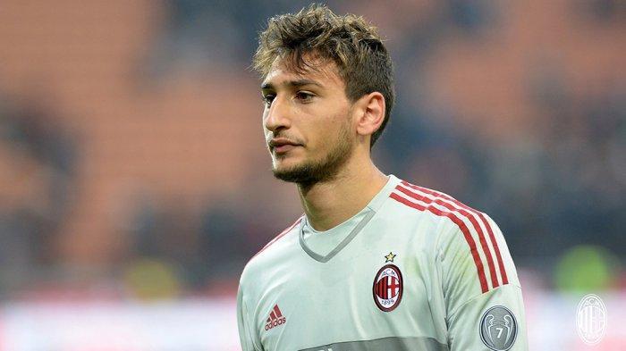 Kiper Timnas Italia dan AC Milan, Gianluigi Donnarumma