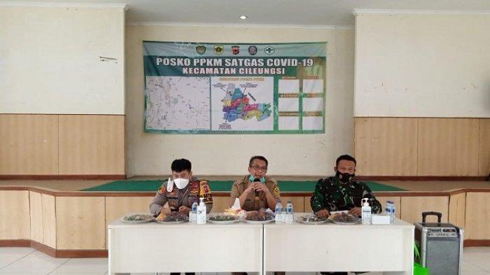 Giant Cileungsi Cuci Gudang Mulai 1 Juni, Polisi Imbau Warga Patuhi Prokes