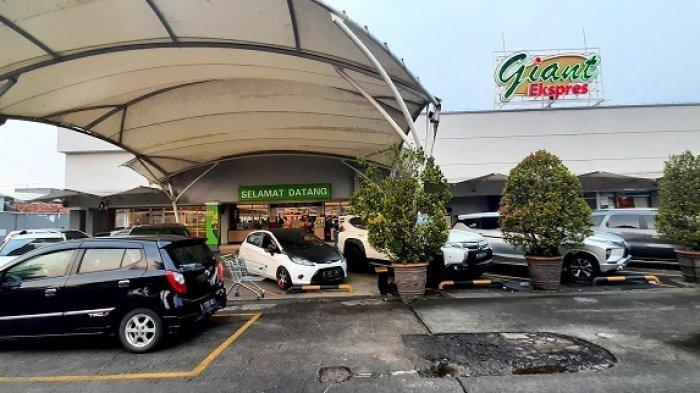 Gerai Giant Ekspres Lebak Bulus Bakal Berubah Jadi Hero Supermarket