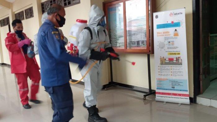 Sudin Gulkarmat Jakarta Timur Siagakan 170 Personel untuk Menghadapi Libur Lebaran