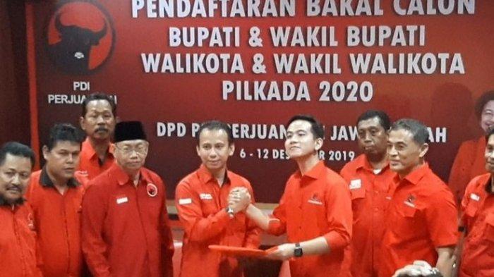 PELUANG Gibran Diusung PDIP di Pilkada Solo Makin Besar, Mayoritas Kader Banteng di DPP Mendukung