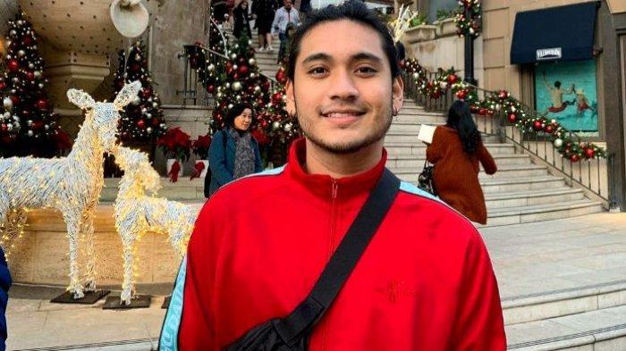 Giorgino Abraham kembali ke sinetron dan bermain di Love Story The Series tayangan SCTV setelah beberapa tahun terakhir ini fokus bermain film, Senin (11/1/2021).
